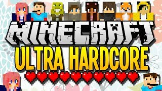 Ultra Hardcore Minecraft with LDShadowLady! (UHC Minecraft)