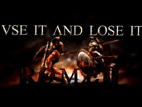Galatia vs Nervii - Pirx vs Paule - Use It, Lose It - Total War Rome 2