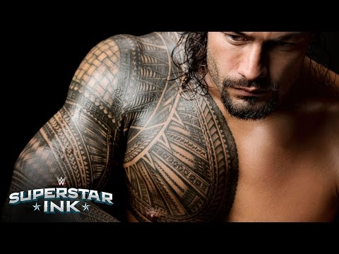 In the first part of this special edition of Superstar Ink, Roman Reigns reveals why his traditional Samoan tattoo is so important to him. More ACTION on WWE NETWORK : http://bit.ly/MobQRl.