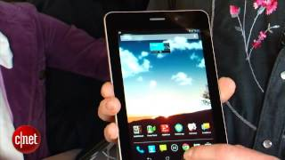 Asus Fonepad puts a phone in your tablet