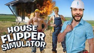 DEMOLITION MEN - House Flipper Gameplay