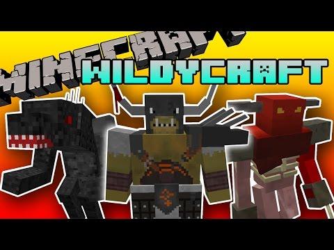 WILDYCRAFT MOD (RUNESCAPE DIMENSION) PARTE 1/Bosses. mobs. biomas y mas/Minecraft 1.7.2 español