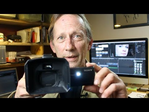 Sony HXR-NX30 Cameraman's Review