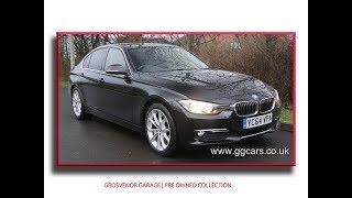 BMW 3 Series 2 0 320d Luxury 4dr YC64VFA Website Trailer