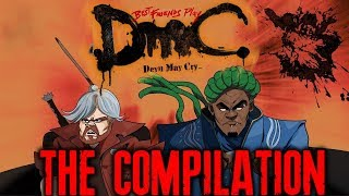 Two Best Friends Play: DmC: Devil May Cry COMPILATION