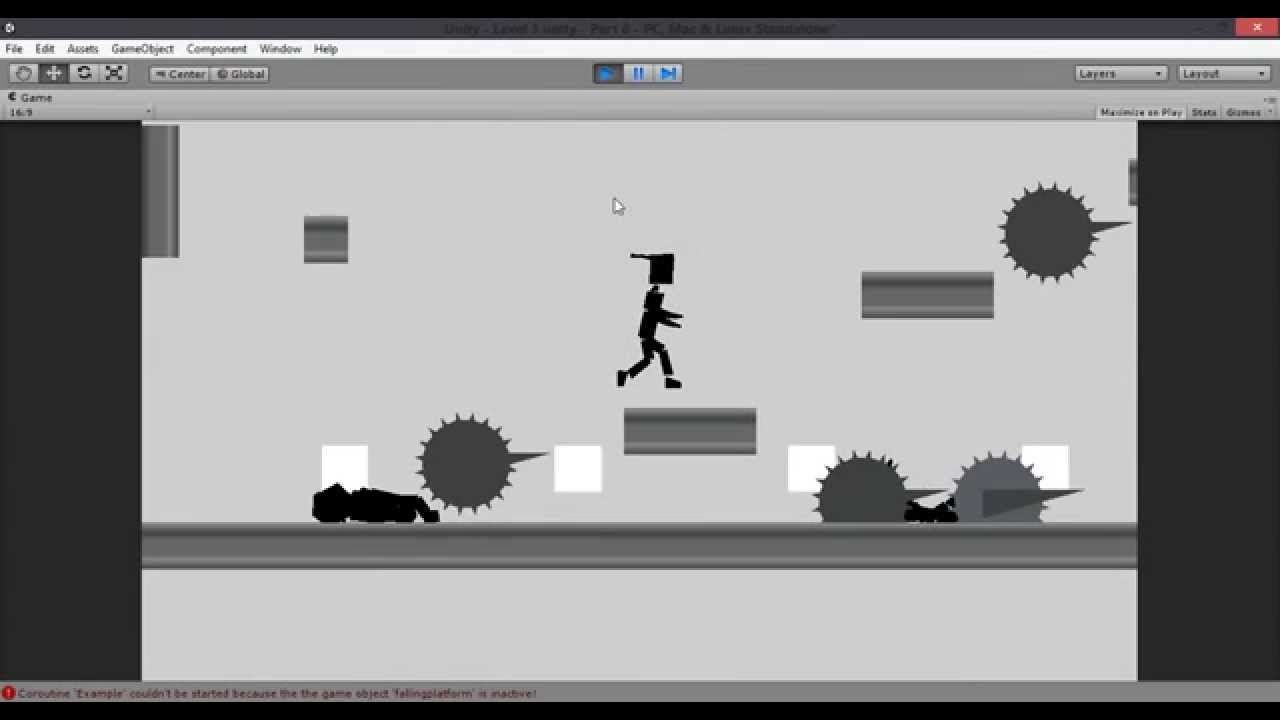 Unity Gameplay Unity 2d Gameplay