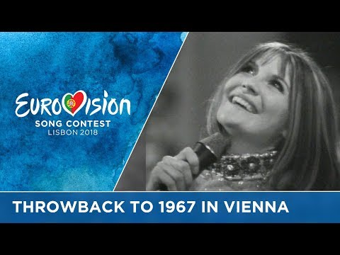 #ThrowbackThursday to 50 years ago: The 1967 Eurovision Song Contest in Vienna