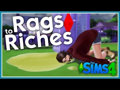 The Sims 4 - Rags to Riches