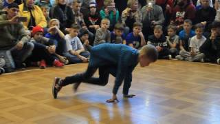 "bboy CREED (SKY MOVE SCHOOL) - СЕЛЕКШН РАУНД - ""WHO IS WHO?"" 2017"