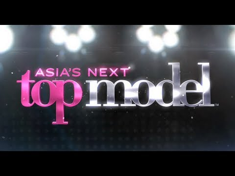 Asia's Next Top Model- Finale Runway