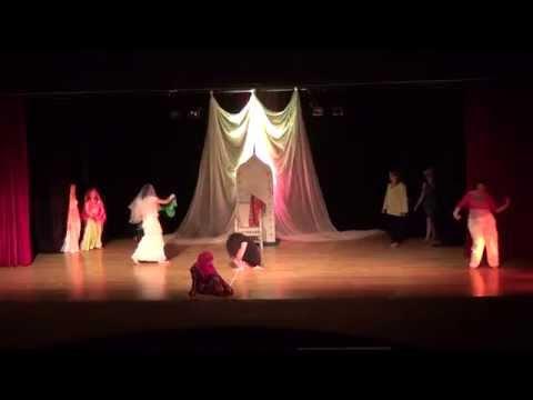 Gala les Ghayssana Intro lettre à Ma Fille D'idir - 14 Juin 2014 video