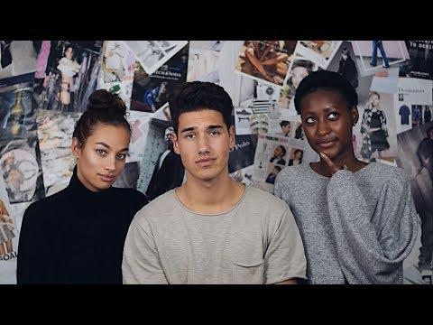 Model Talk #4 | Sanne & Latanya | MILAN CARVALHO