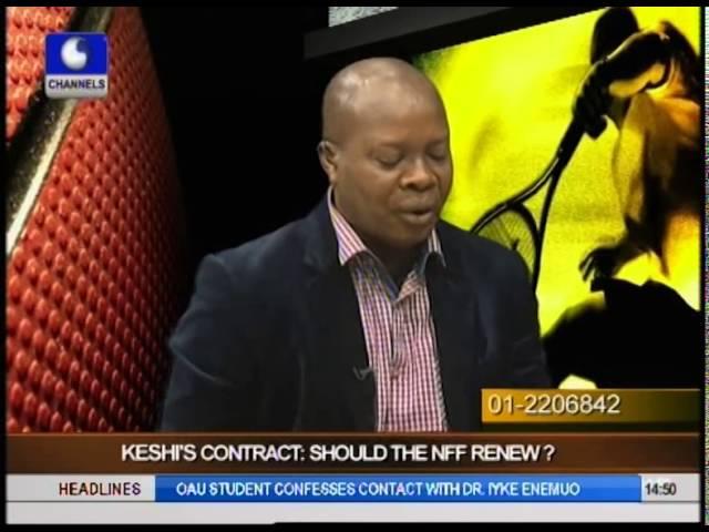 Sports Palava: Should Keshi's Contract Be Renewed Prt 2