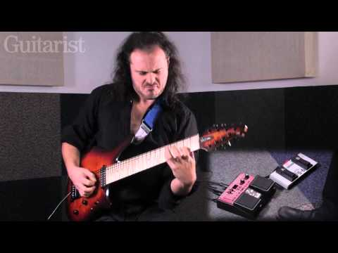 Creative Looping guitar lesson with Alex Hutchings