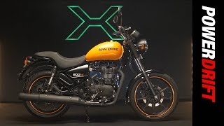 Royal Enfield Thunderbird X 500 : Things Old and New : PowerDrift