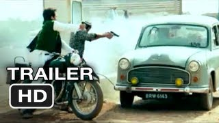 Gangs of Wasseypur Official Indian Trailer #1 (2012) - Anurag Kashyap, Cannes Film Festival Movie HD