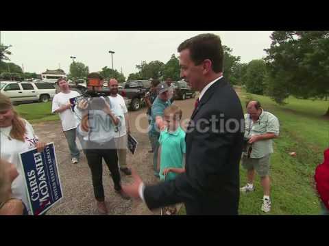 MS:GOP SEN CANDIDATE CHRIS MCDANIEL W VOTERS