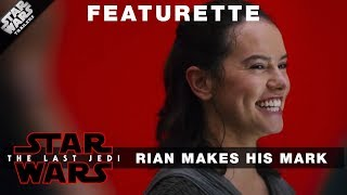 Rian Johnson Makes His Mark