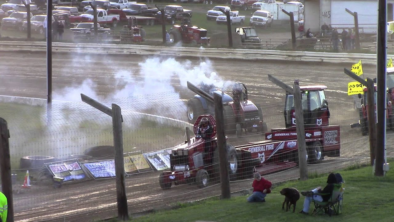 Calvin Ott Roaring Knob Tractor Pull 5 25 13 Youtube