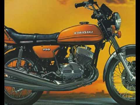 Moto anni 70