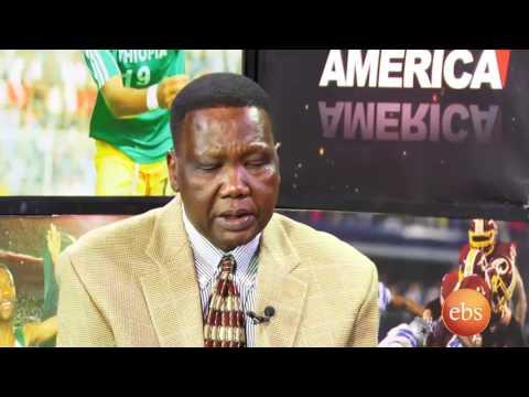 Sport America : Interview With Ojelu Lero