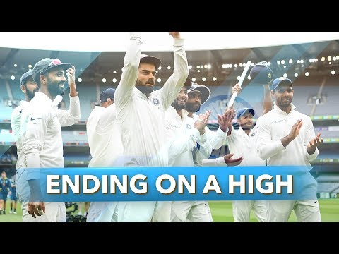 After early disappointments, Kohli & Co end testing 2018 on a high - Harsha Bhogle