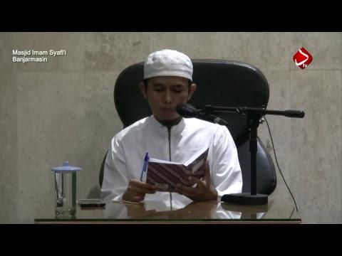 Adab Ketika di dalam Masjid - Ustadz Muhammad Hafiz Anshari