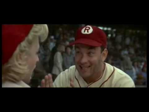 A League of Their Own is listed (or ranked) 10 on the list The Best Tom Hanks Movies