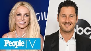 Britney Spears' Dad's Alleged Abuse Toward Son, 'DWTS' Pro Val Chmerkovskiy Joins Us Live | PeopleTV