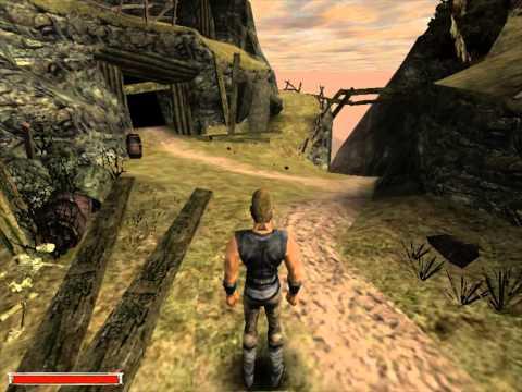 Прохождение игры Gothic 1: Часть 1 - Добро пожаловать в колонию Братишка. Готика