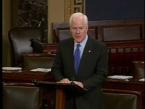 Sen. Cornyn Commemorates Texas Independence Day on US Senate Floor