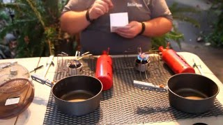 MSR dragonfly with quiet stove review part 2