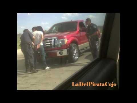 Arresto en puente internacional Rio Bravo-Donna (No salió en las noticias).