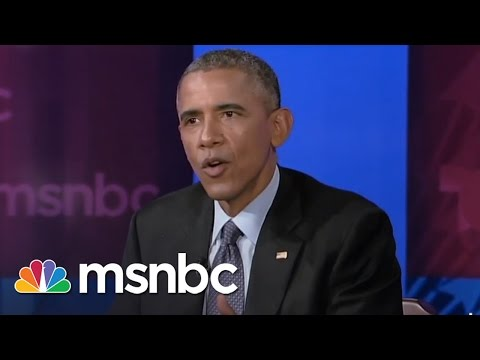 Obama: If You Want Immigration Reform, Vote! | msnbc