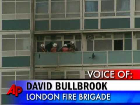 6 Dead in London High-rise Apartment Fire