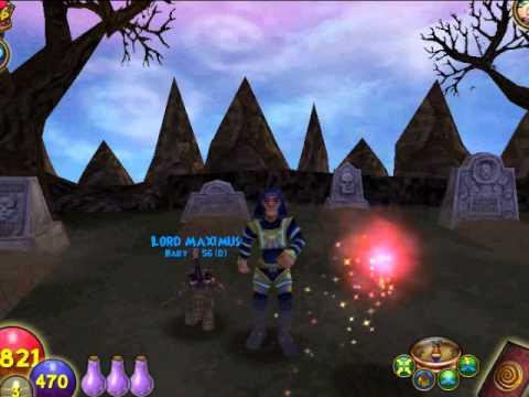 Wizard101: Boondox- Death of a Hater