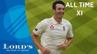 Warner, Stokes & McCullum - Toby Roland-Jones' All Time XI