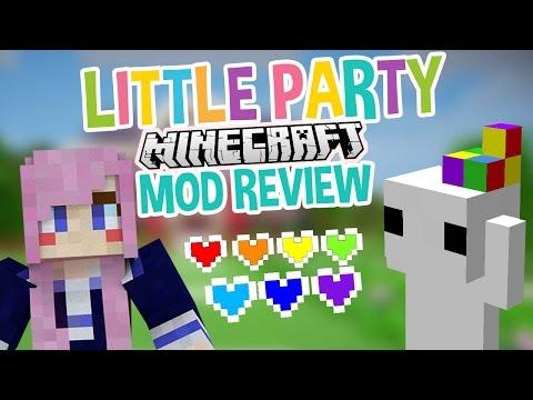 Little Party! | Minecraft Mod