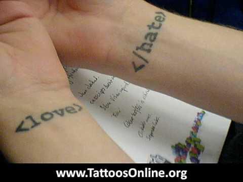 Tags:wrist tattoos wrist tattoo wrist tattoo designs tribal wrist tattoo