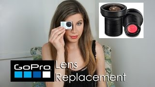 GoPro LENS REPLACEMENT!