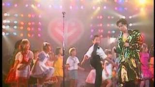 岡村靖幸 だいすき  Peach Show'89  【高画質Ver】