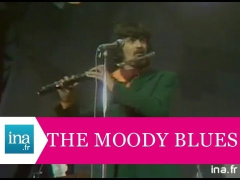 "The Moody Blues ""Legend of a mind"" (live) - Archive vidéo INA"