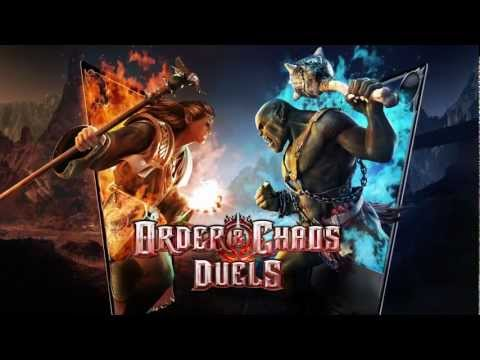 Order & Chaos Duels APK Cover