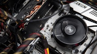 Building an AMD Ryzen PC for Video Editing!