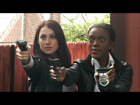 Lesbian Cops: The Movie (Part 2) I like your style UNCENSORED...