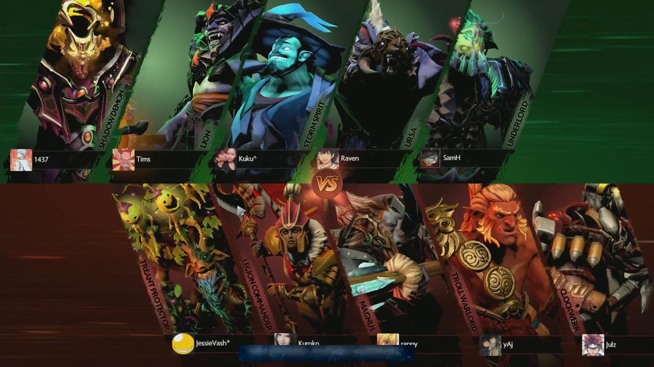 TNC vs Happyfeet Game 2 (BO3) | Captains Draft 4.0