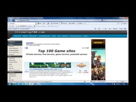how to download wow private server for free