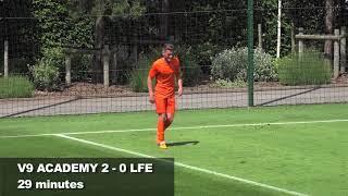 LFE former apprentices v V9 Academy 2018 highlights