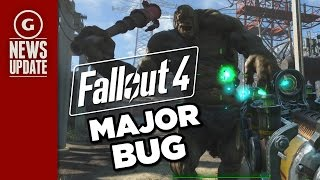 Fallout 4 Game-Breaking Bug Discovered - GS News Update