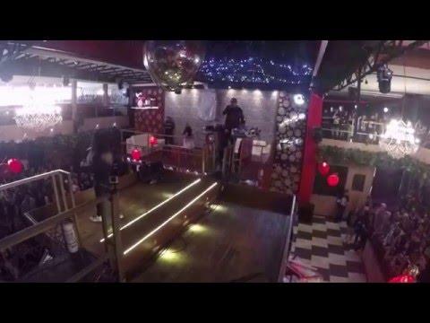 Feback y A june & Jbeat  en vivo bogota - cucuta 2016